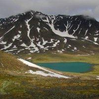 Гора в Заполярье :: KULIBIN 50