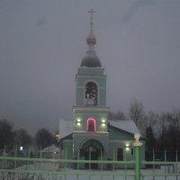 Церковь в честь св. Иоанна Кронштадского :: BoxerMak Mak