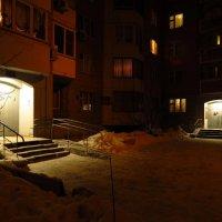 Когда стихает жизнь города :: Андрей Лукьянов