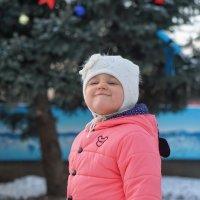 Зимний портрет :: Андрей Майоров