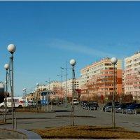 Северные города России. Новый Уренгой :: Аркадий Иваковский