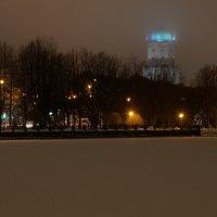 Ночной Выборг. :: Юрий Скрипченков