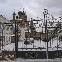 Крутицкая улица :: Яков Реймер