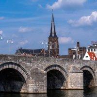 Мосты Мааса в Маастрихте :: Witalij Loewin