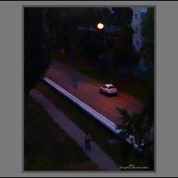 Ночь будет лунной.. :: Григорий Кучушев