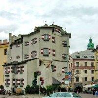 Дом ( крепость )  Оттобург :: Олег Попков