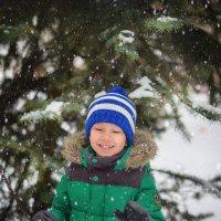 Зимняя прогулка :: Ксения Базарова