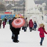 Можно поиграть в снежки :: Валерий Дворников