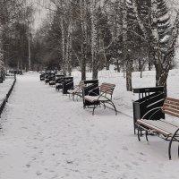Городская зима :: Татьяна Соловьева
