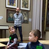 Мастер-класс в музее :: Сергей Рубан