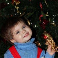Ждём чуда в Новом году :: Анна Шишалова