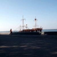 На Азовском море :: Svetlana Lyaxovich