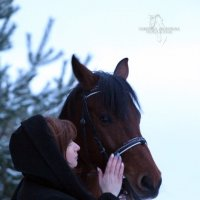 Светлана и Ланграф Браун :: Кристина Щукина