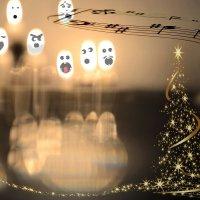 Новогодняя песня.. :: Лилия .