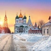 Вечерний свет Коломны :: Юлия Батурина