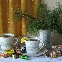 Чаепитие с сосновым ароматом :: Татьяна Смоляниченко