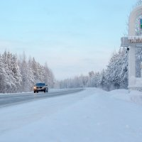 мороз крепчает... :: Сергей