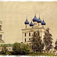 Храм Рождества Пресвятой Богородицы :: Андрей Головкин
