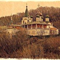 Монастырские купола :: Андрей Головкин
