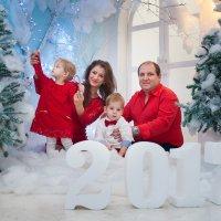 Новый год :: Елена Маркина
