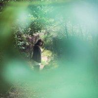 Портрет сквозь листья :: Bogdan Snegureac