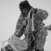 Северный полюс. Прыжок. :: Михаил Горюнов