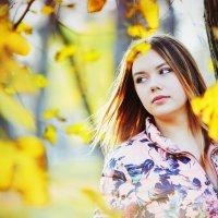 Осенний портрет. :: Ирина Лядова