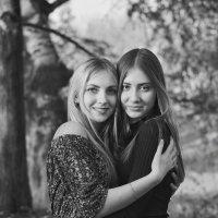 Черно-белые девчонки :: Андрей Майоров