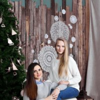 сестры :: Евгения Полянова