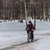 Кому-то велосипед привычней... :: Владимир Безбородов