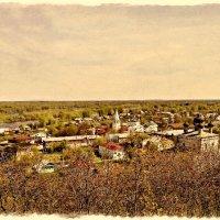 Исторический центр Гороховца :: Андрей Головкин
