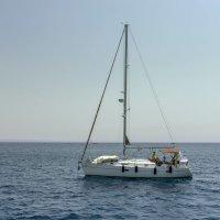 Кипр. Ларнака. Средиземное море. :: Виктор Куприянов