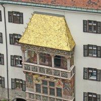 Золотая крыша. :: Олег Попков