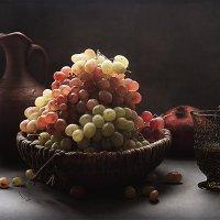 Вино и виноград :: Татьяна Карачкова