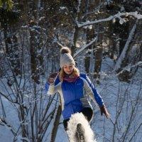 Снежный гол :: Роман Репин
