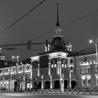 Москва , Казанский вокзал :: Юрий Бичеров