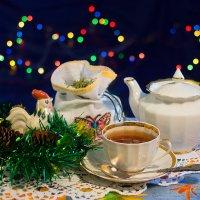 С наступающим Новым годом! :: Марина Ломина