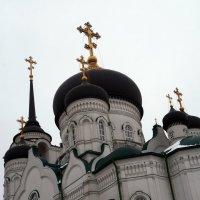 Купола Благовещенского собора :: София