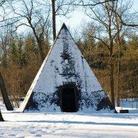 Павильон Пирамида :: Sergey Gordoff