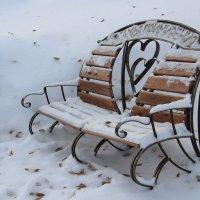 скамейка примирений :: Виктор Филиппов