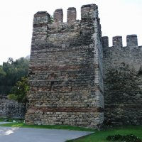 Стена Константинополя :: Ольга Васильева