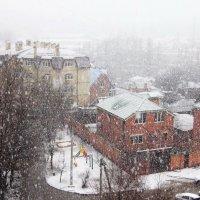 Ой! Снег, снежок... :: татьяна
