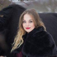 зимний портрет :: александр макаренко