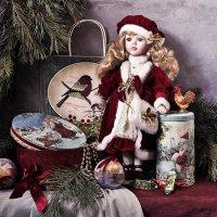 подарки к Рождеству :: Татьяна Карачкова