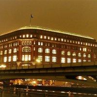 Вечерний Гамбург перед Рождеством (серия). Hamburg :: Nina Yudicheva