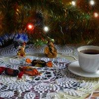 Предновогодний чай :: galina tihonova