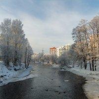 Зимний пригород 7 :: Виталий
