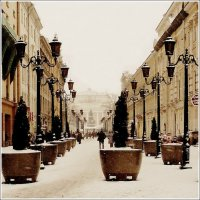 Любимая улица :: Galina Belugina