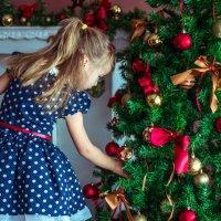 новогоднее чудо :: Олена Борщевская