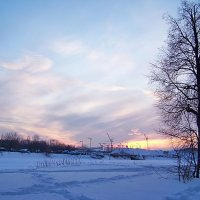 Короток зимний день :: Miko Baltiyskiy